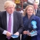 Boris and Mary in Hounslow
